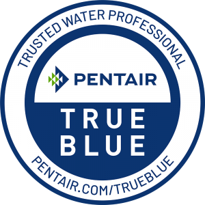 Pentair Logo. We carry many of the quality Pentair products here at Ventura's Water Store.