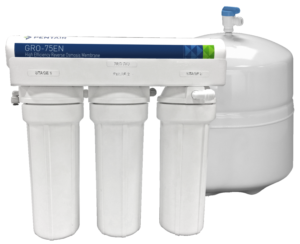 Pro-line ECO System - Pentair - Ventura's Water Store Reverse Osmosis System